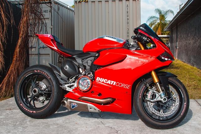 2014 DUCATI 1199 R at Tampa Triumph, Tampa, FL 33614