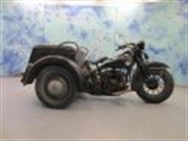1957 Harley-Davidson G SERVICAR at #1 Cycle Center Harley-Davidson