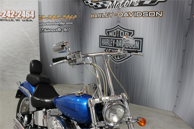 2004 Harley-Davidson Softail Deuce at Suburban Motors Harley-Davidson