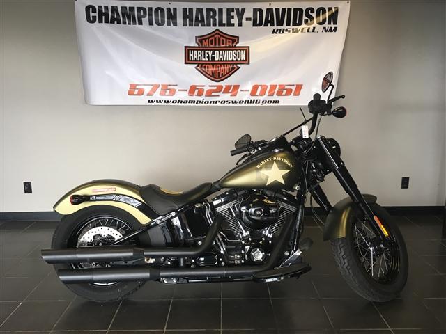 2017 Harley-Davidson S-Series Slim at Champion Harley-Davidson®, Roswell, NM 88201