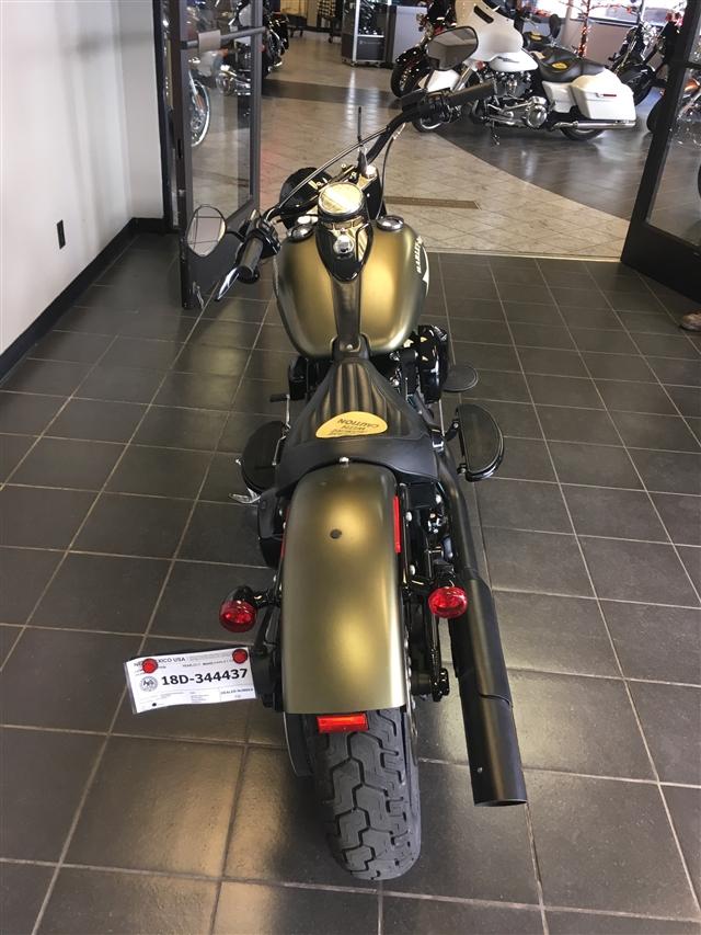 2017 Harley-Davidson S-Series Slim® at Champion Harley-Davidson