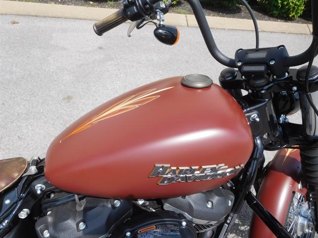 2018 Harley-Davidson Softail Street Bob at Bumpus H-D of Murfreesboro