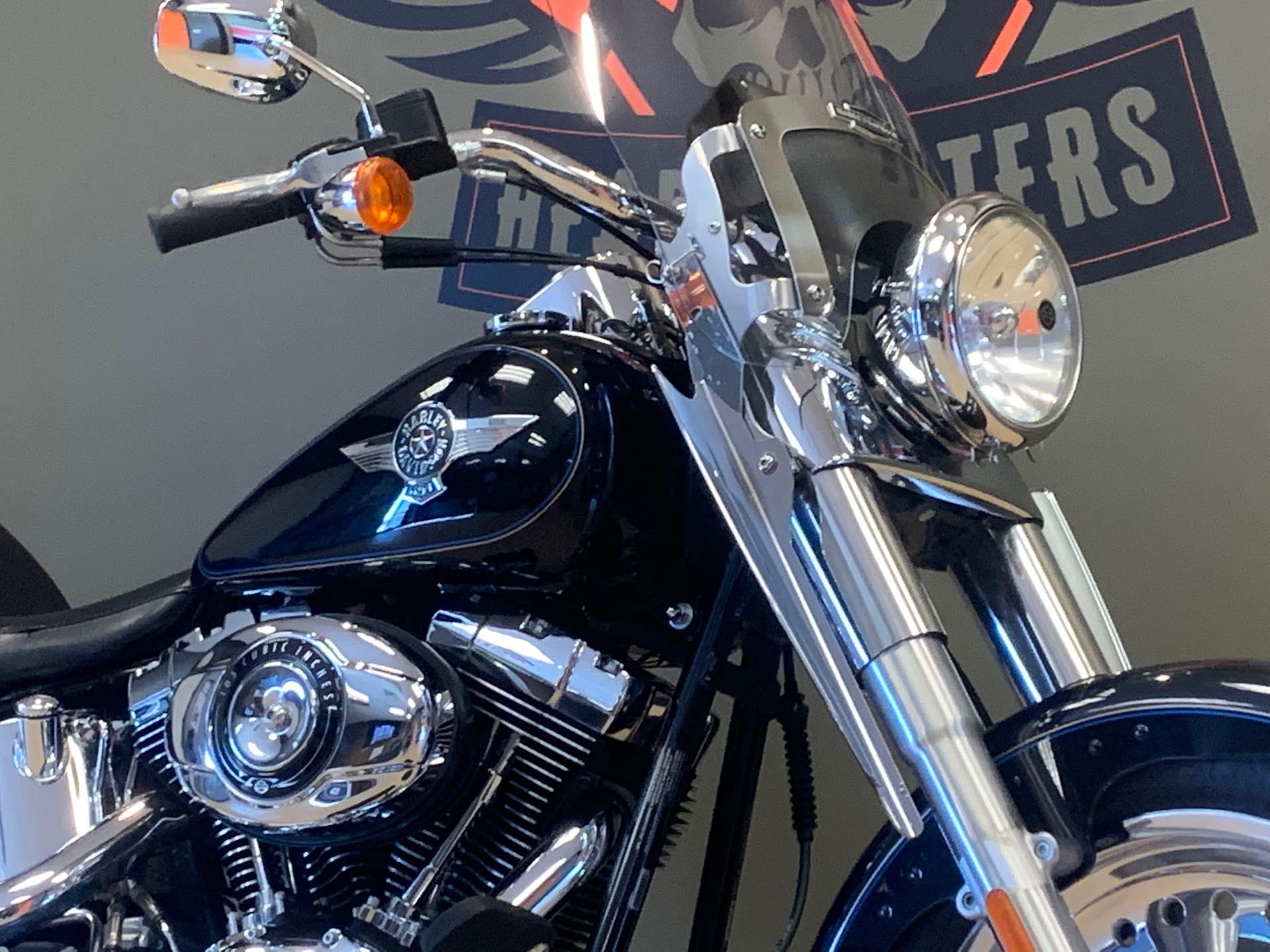 2013 Harley-Davidson Softail Fat Boy at Loess Hills Harley-Davidson