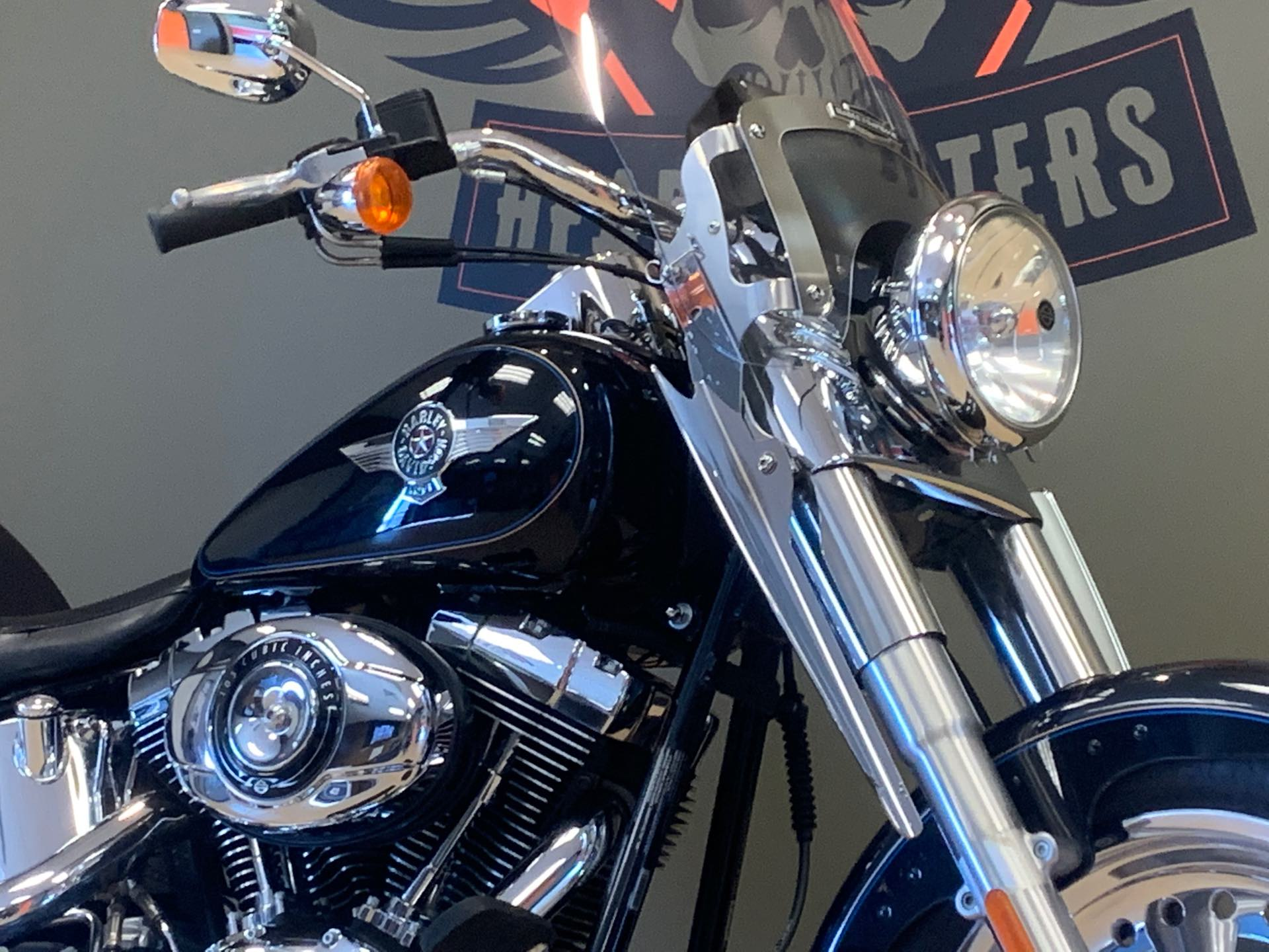 2013 Harley-Davidson Softail Fat Boy at Loess Hills Harley-Davidson