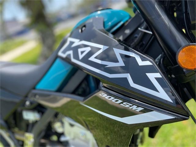 2022 Kawasaki KLX 300SM at Powersports St. Augustine
