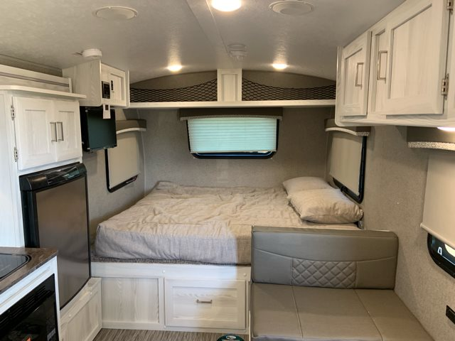 2019 Forest River Rockwood Geo Pro G19qbg Rear Bath Campers Rv Center