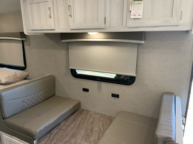 2019 Forest River Rockwood Geo Pro G19QBG Rear Bath at Campers RV Center, Shreveport, LA 71129