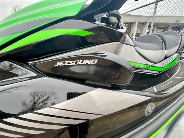 2021 Kawasaki Jet Ski STX 160LX at Shreveport Cycles
