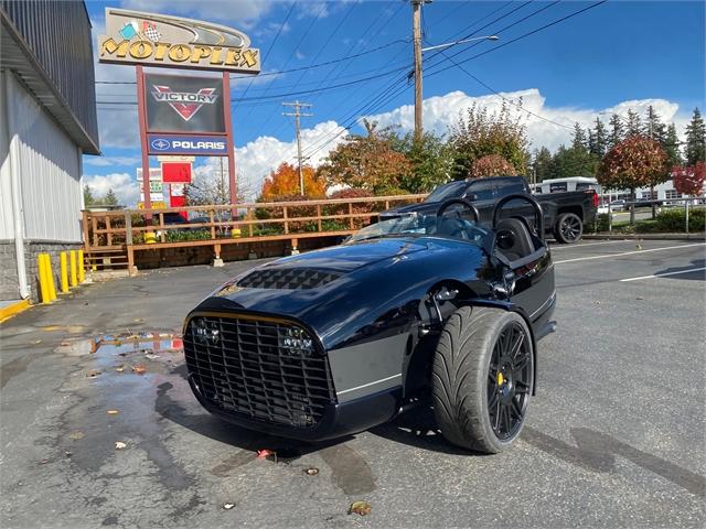 2021 Vanderhall Carmel Carmel Blackjack at Lynnwood Motoplex, Lynnwood, WA 98037
