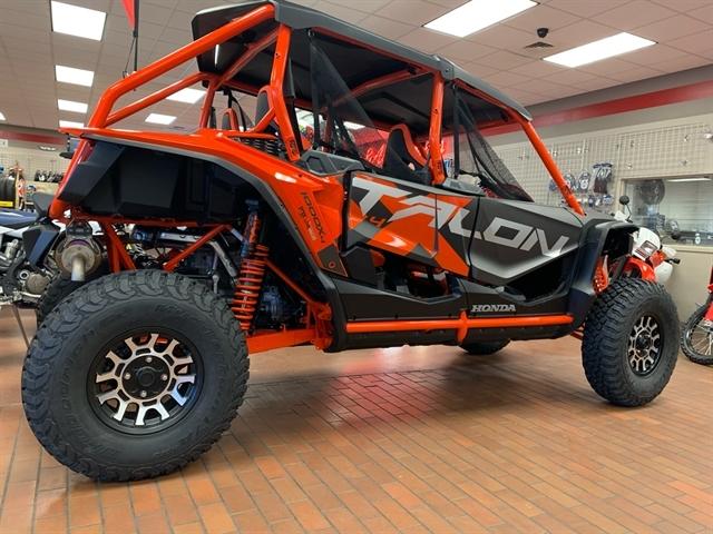2020 HONDA Talon 1000X4 Fox Live Valve at Mungenast Motorsports, St. Louis, MO 63123