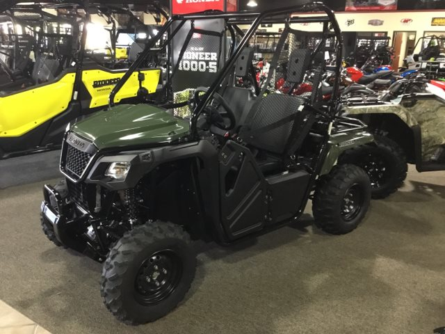 2018 Honda Pioneer 500 Base at Dale's Fun Center, Victoria, TX 77904