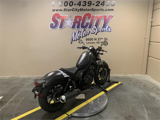 2021 Honda Rebel 500 Base at Star City Motor Sports