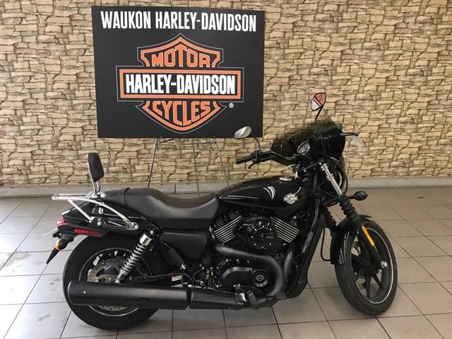 2016 Harley-Davidson Street 750 at Waukon Harley-Davidson, Waukon, IA 52172