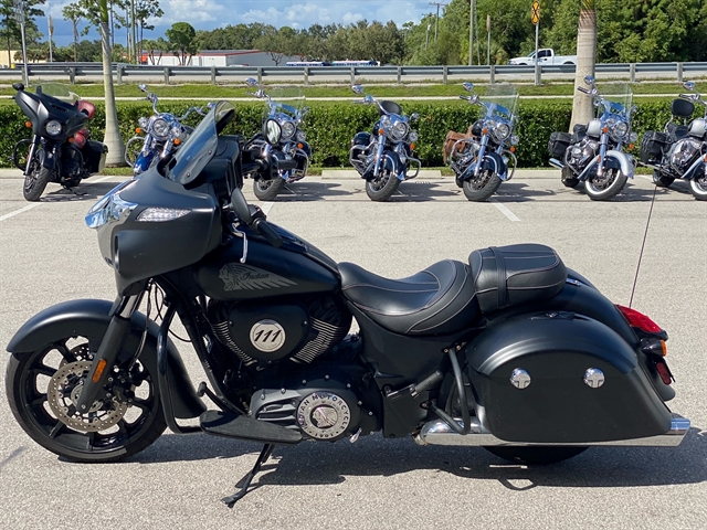 2018 Indian Chieftain Dark Horse at Fort Myers