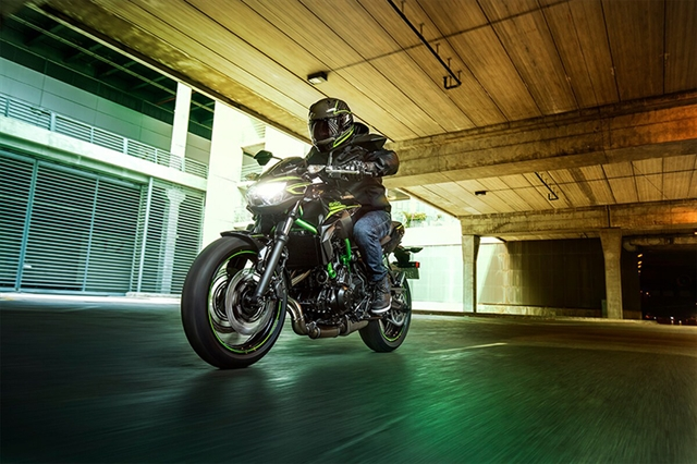 2020 Kawasaki Z650 Base at Hebeler Sales & Service, Lockport, NY 14094