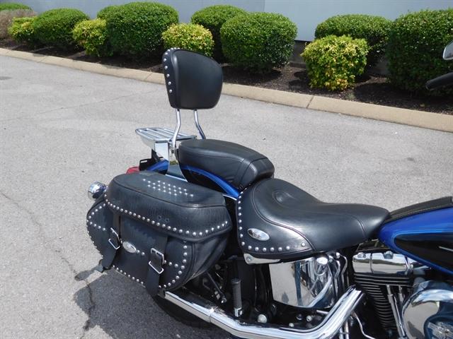 2008 Harley-Davidson Softail Heritage Softail Classic at Bumpus H-D of Murfreesboro