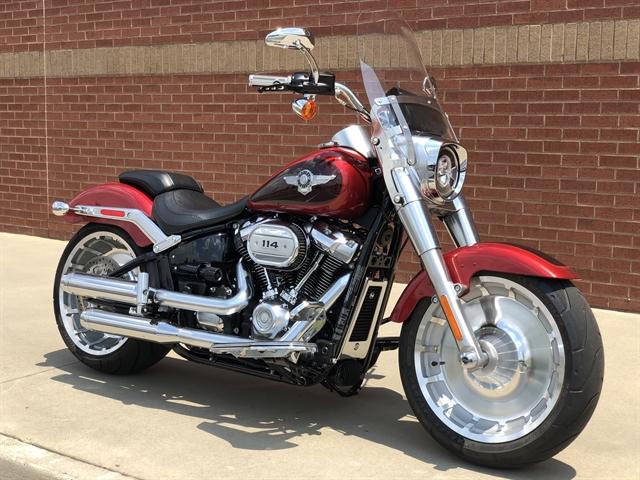 2018 Harley-Davidson Softail Fat Boy 114 at Harley-Davidson of Macon