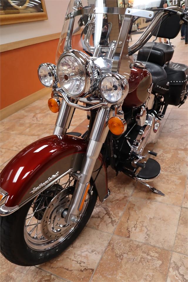 2009 Harley-Davidson Softail Heritage Softail Classic at 1st Capital Harley-Davidson