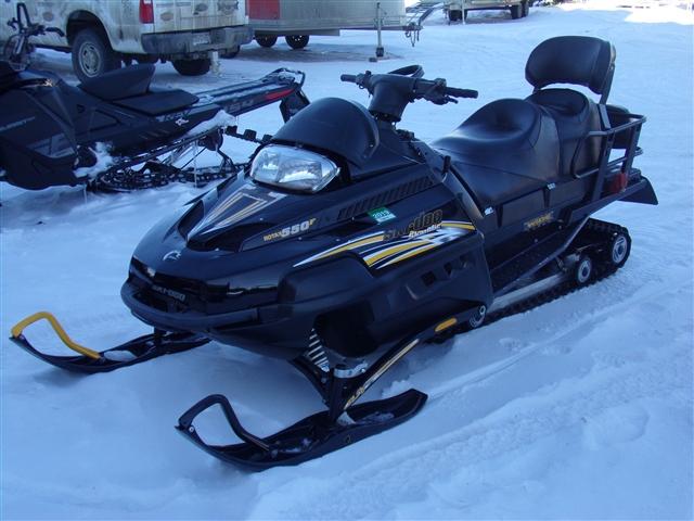 2008 Ski-Doo Skandic® WT 550F at Power World Sports, Granby, CO 80446