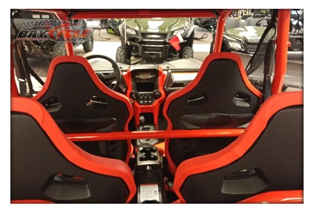 2020 Honda Talon 1000X-4 FOX Live Valve at Bay Cycle Sales