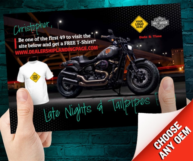 2019 Anytime Late Nights & Tailpipes Party at PSM Marketing - Peachtree City, GA 30269