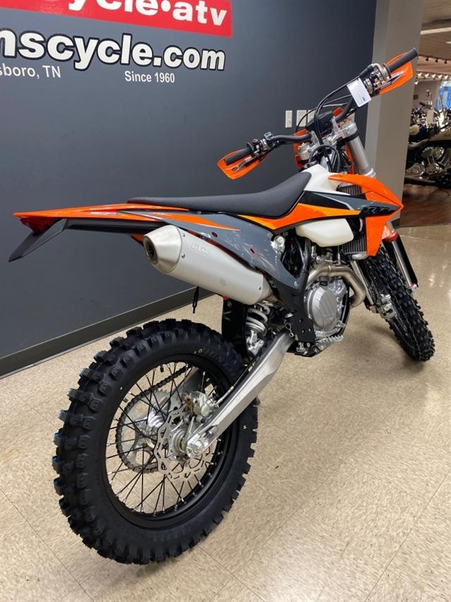 2021 KTM XC 500 F-W at Sloans Motorcycle ATV, Murfreesboro, TN, 37129