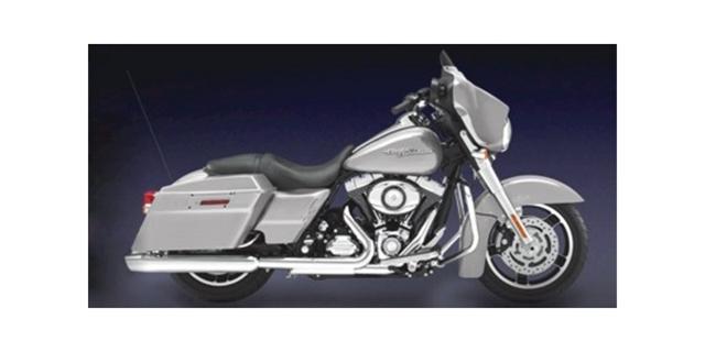 2009 Harley-Davidson Street Glide Base at ATVs and More