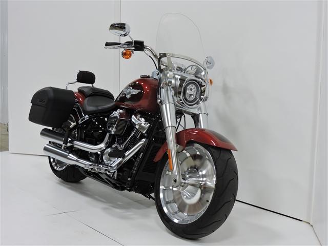 2018 Harley-Davidson Softail Fat Boy 114 at Stutsman Harley-Davidson, Jamestown, ND 58401