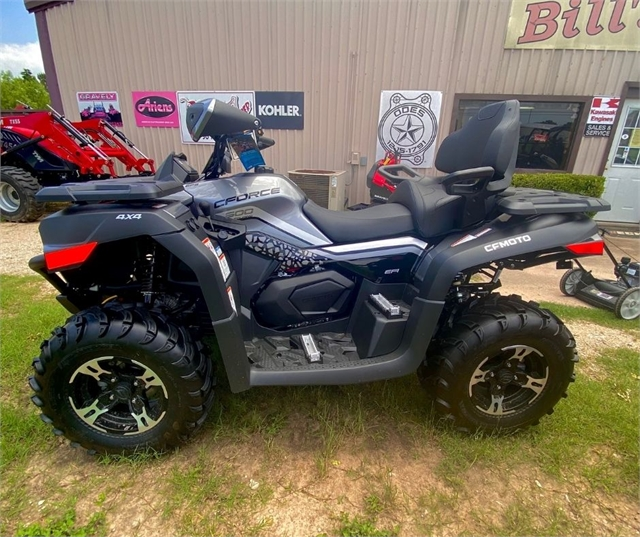 2021 CFMOTO CFORCE 600 Touring at Bill's Outdoor Supply