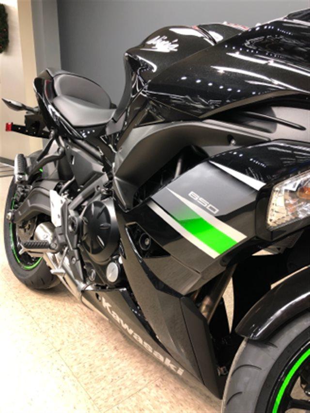 2019 Kawasaki Ninja 650 Base at Sloan's Motorcycle, Murfreesboro, TN, 37129