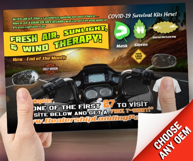 Fresh Air, Sunlight & Wind Therapy Powersports at PSM Marketing - Peachtree City, GA 30269