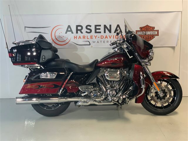 2011 Harley-Davidson Electra Glide CVO Ultra Classic at Arsenal Harley-Davidson