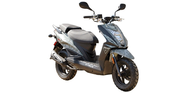 2018 KYMCO Super 8 50X at Youngblood Powersports RV Sales and Service