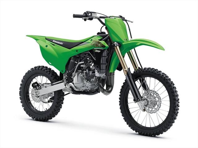 2020 Kawasaki KX™ 100 at Lynnwood Motoplex, Lynnwood, WA 98037