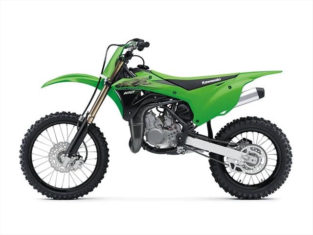 2020 Kawasaki KX 100 at Lynnwood Motoplex, Lynnwood, WA 98037
