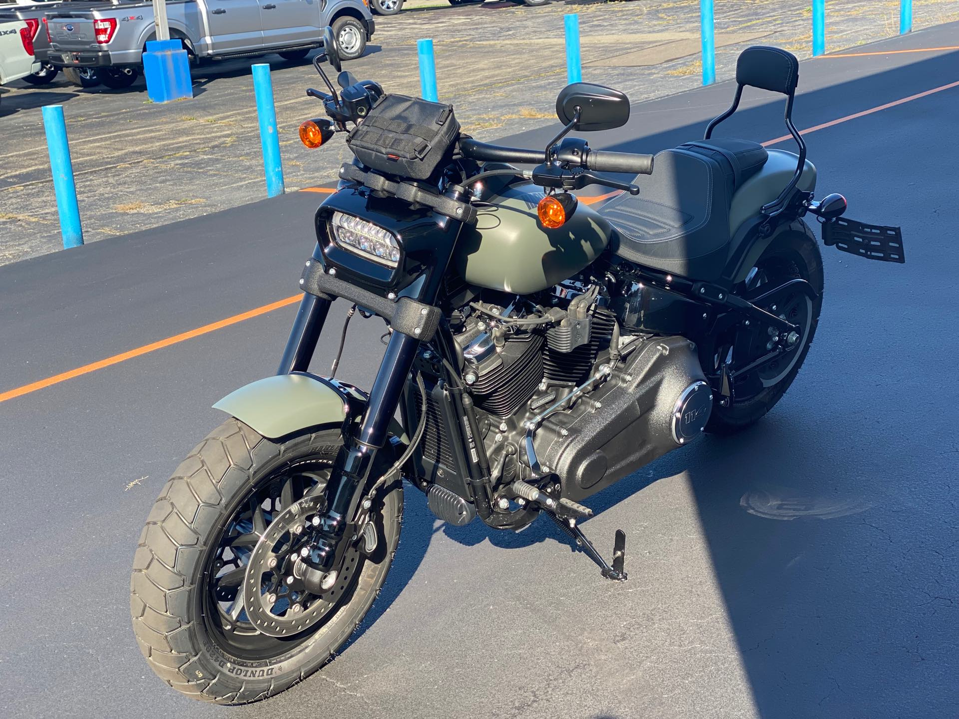 2021 Harley-Davidson Cruiser Fat Bob 114 at Thunder Harley-Davidson