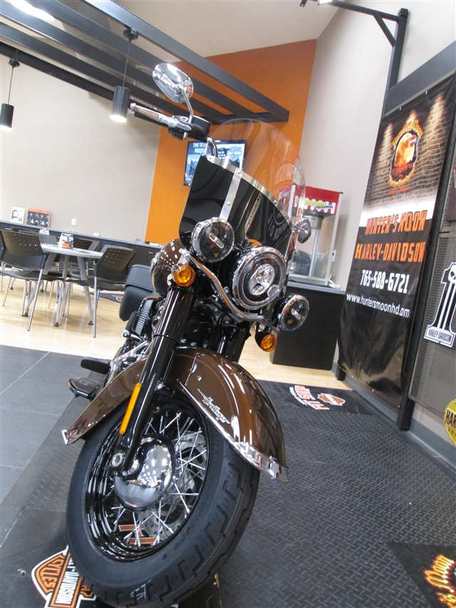 2019 Harley-Davidson Softail Heritage Classic 114 at Hunter's Moon Harley-Davidson®, Lafayette, IN 47905
