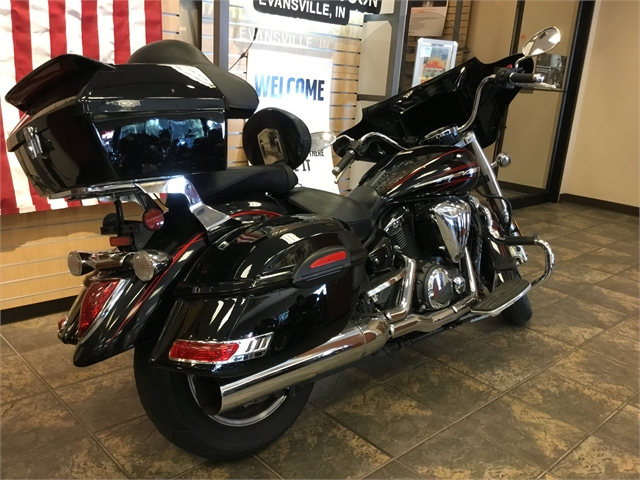 2009 Yamaha V Star 1300 Base at Bud's Harley-Davidson