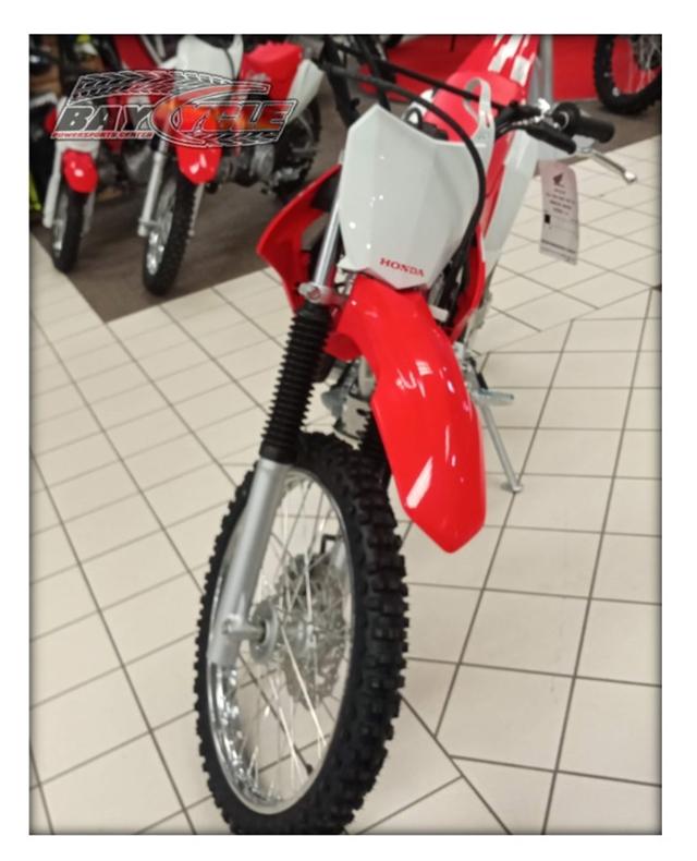 2022 Honda CRF 125F (Big Wheel) at Bay Cycle Sales