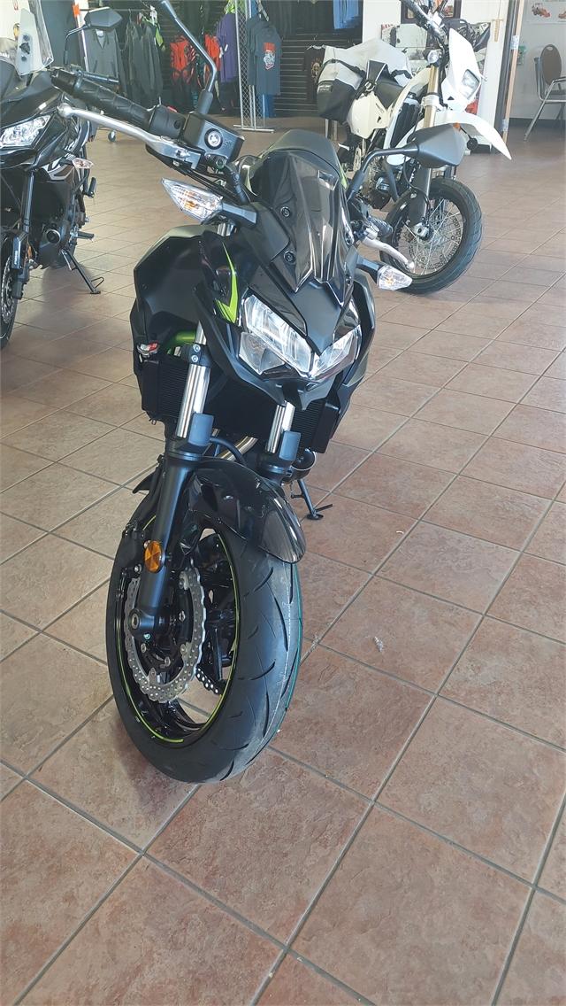 2022 Kawasaki Z650 Base at Santa Fe Motor Sports