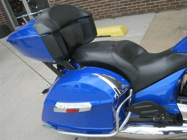 2013 Victory Motorcycles Cross Country Tour at Brenny's Motorcycle Clinic, Bettendorf, IA 52722