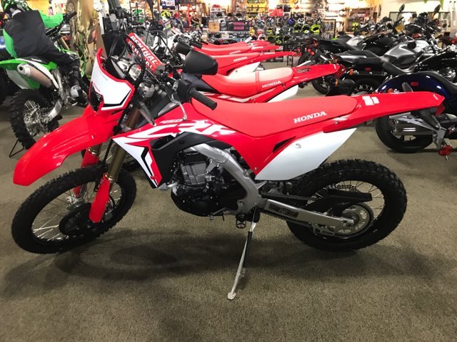 2019 Honda CRF 450L at Dale's Fun Center, Victoria, TX 77904