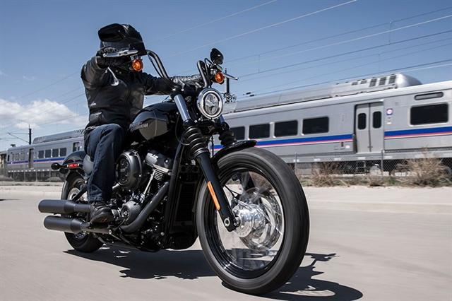 2019 Harley-Davidson Softail Street Bob at Thunder Harley-Davidson