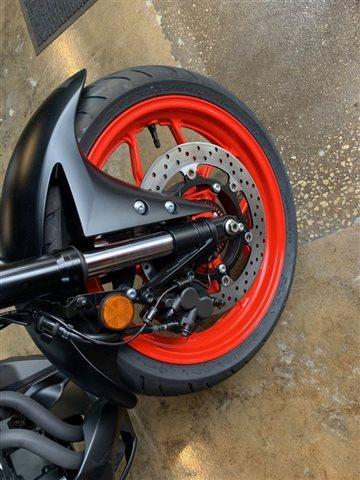 2021 Yamaha MT-03 03 at Powersports St. Augustine
