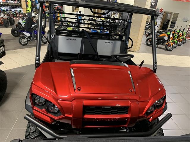 2021 KAWASAKI MULE PRO-FXR at Star City Motor Sports