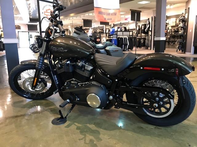 2020 HARLEY-DAVIDSON FXBB at Carlton Harley-Davidson®