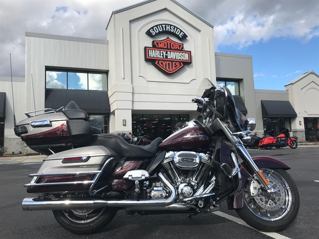 2015 Harley-Davidson Electra Glide CVO Limited at Southside Harley-Davidson