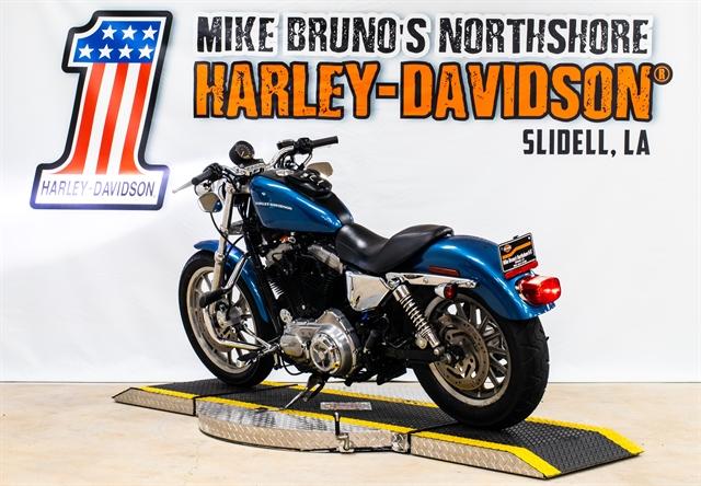 2005 Harley-Davidson Sportster 883 Low at Mike Bruno's Northshore Harley-Davidson