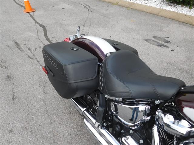 2021 Harley-Davidson Touring FLHC Heritage Classic at Bumpus H-D of Murfreesboro