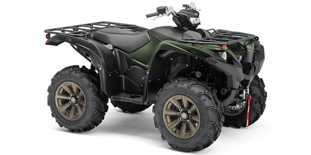2021 Yamaha Grizzly EPS XT-R at Star City Motor Sports
